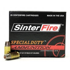 380 Auto - 75 gr. - Special Duty, 20 Rounds