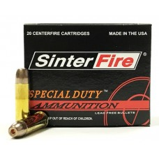 38 Special - 110 gr. - Special Duty, 20 Rounds