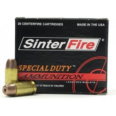 45 Auto - 155 gr. - Special Duty, 20 Rounds