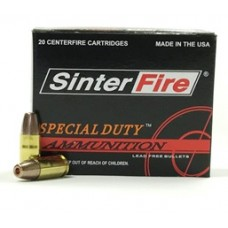 9 mm Luger - 100 gr. - Special Duty, 20 Rounds