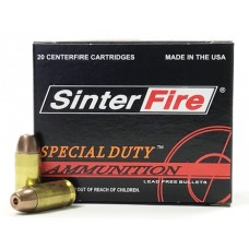 40 S&W - 125 gr. - Special Duty, 20 Rounds