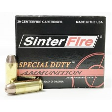 10 mm Auto - 125 gr. - Special Duty, 20 Rounds