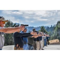 November 19 - 21 - Defensive Handgun - DH1